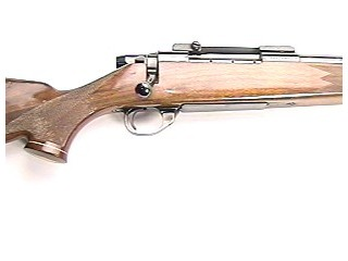WEATHERBY Rifle VANGUARD
