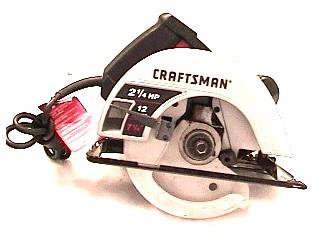 CRAFTSMAN Circular Saw 315108340