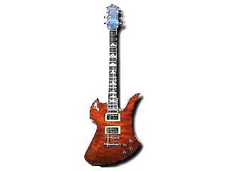 BC RICH Electric Guitar MOCKINGBIRD