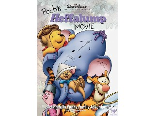 DVD MOVIE DVD POOHS HEFFALUMP MOVIE (2005)