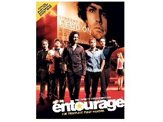 DVD MOVIE DVD ENTOURAGE: THE COMPLETE FIRST SEASON (2005)