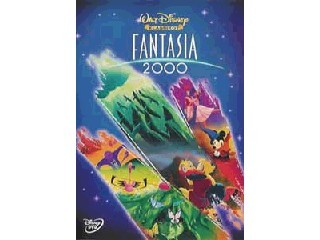 DVD MOVIE DVD FANTASIA 2000