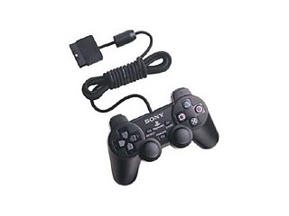 SONY Video Game Accessory PS2 - CONTROLLER - DUAL SHOCK-WIRED PLAYSTATION 2