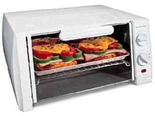 PROCTOR SILEX Toaster Oven TOASTER OVEN 31115
