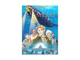 DVD MOVIE DVD ATLANTIS: THE LOST EMPIRE