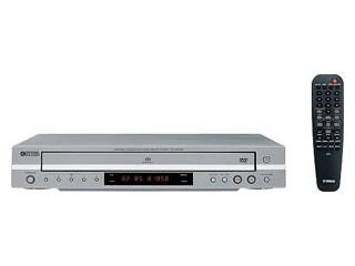 YAMAHA DVD Player DV-C6760 (SILVER)
