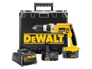 DEWALT Hammer Drill DW985K-2