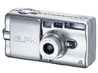 CANON Film Camera ELPH Z3