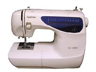sewing machine xl 6562