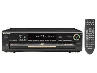 PANASONIC DVD Player DVD-CV51