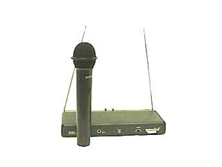 GEMINI Microphone VH-110 WIRELESS MICROPHONE