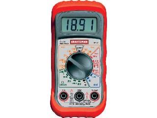 CRAFTSMAN Multimeter 82141