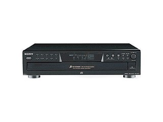 SONY CD Player & Recorder CDP-CE275