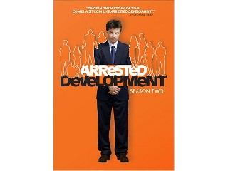 DVD MOVIE DVD ARRESTED DEVELOPMENT: SEASON TWO (2003)