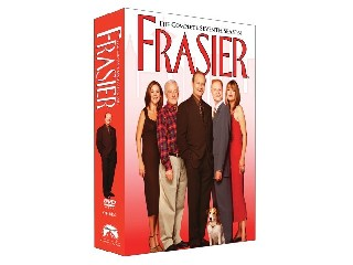 DVD MOVIE DVD FRASIER: THE COMPLETE SEVENTH SEASON (1999)