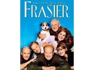 DVD MOVIE DVD FRASIER: THE COMPLETE SIXTH SEASON (1998)
