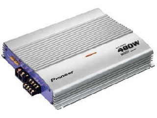 PIONEER ELECTRONICS Car Amplifier GM-X962