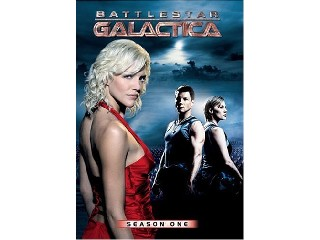 DVD MOVIE BATTLESTAR GALACTICA: SEASON ONE (2004)