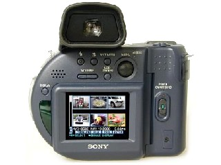 SONY Digital Camera MVC-CD1000