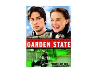 DVD MOVIE DVD GARDEN STATE