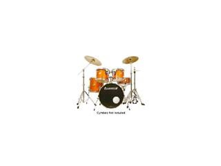 LUDWIG Drum Set ACCENT CS CUSTOM