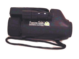 FAMOUS TRAILS Binocular/Scope NIGHT VISION SCOPE