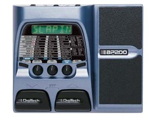 DIGITECH Effect Equipment BP-200