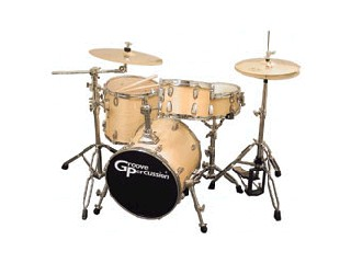 SOUND PERCUSSION Drum Set 4 PIECE DRUM SET