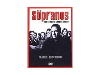 DVD MOVIE DVD THE SOPRANOS: THE COMPLETE SECOND SEASON (2001)