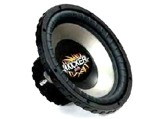 KICKER Car Speakers/Speaker System CVR15