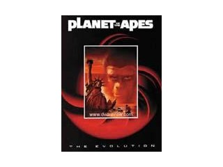 DVD MOVIE DVD PLANET OF THE APES: THE EVOLUTION BOX SET