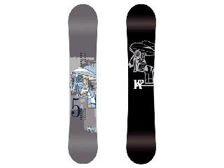 K2 Snowboard ZEPPELIN