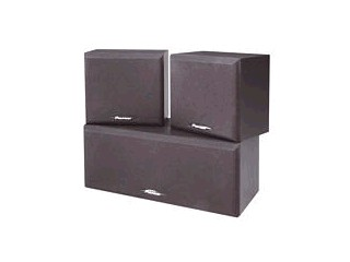 PIONEER ELECTRONICS Surround Sound Speakers & System SX-7 SURROUND SPEAKERS