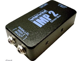 WHIRLWIND Effect Equipment IMP2 STANDARD DIRECT BOX