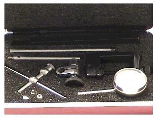 STARRETT Micrometer 196A1Z