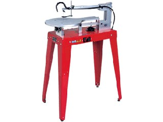 "RBI INDUSTRIES HAWK 16"" SCROLL SAW 216-3,STAND"