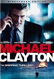 DVD MOVIE DVD MICHAEL CLAYTON