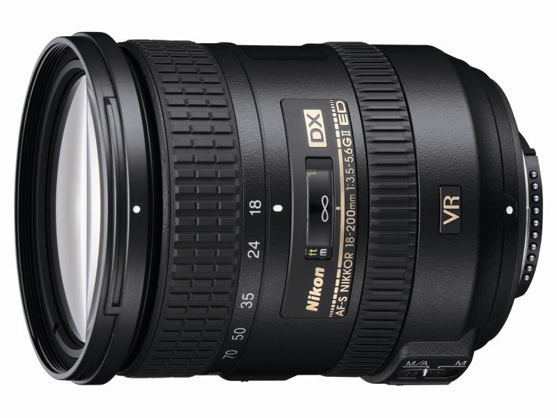 NIKON Lens/Filter AF-S NIKKOR 18-200