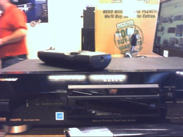 PIONEER DVD Player DV-59AVI