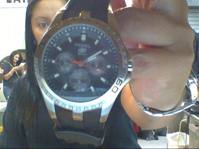 FOSSIL Gent's Wristwatch BQ-9222
