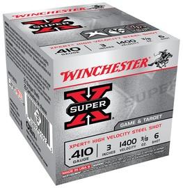 "WINCHESTER Ammunition SUPER X .410 GA 3"" (WE413GT6)"