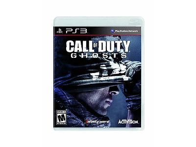 ACTIVISION Sony PlayStation 3 Game CALL OF DUTY GHOSTS PS3