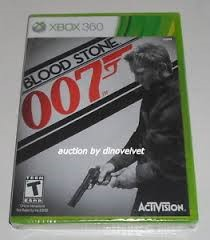 MICROSOFT Microsoft XBOX 360 Game BLOOD STONE 007