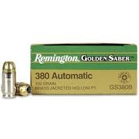 REMINGTON FIREARMS Ammunition GS380B