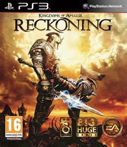SONY Sony PlayStation 3 Game KINGDOMS OF AMALUR: RECKONING