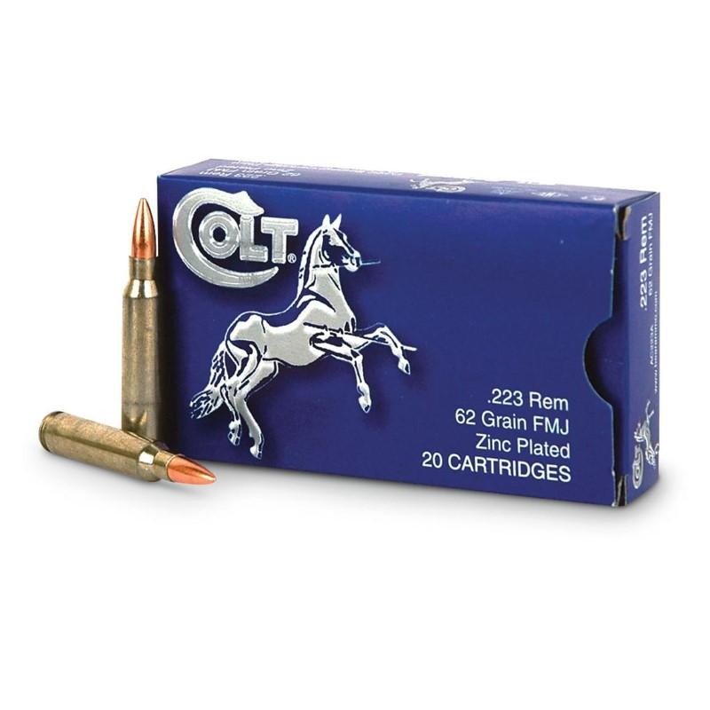 COLT Ammunition .223 AMMO