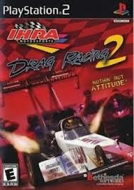 SONY Sony PlayStation 2 Game IHRA DRAG RACING 2