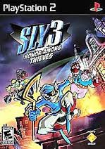 SONY Sony PlayStation 2 SLY 3 HONOR AMONG THIEVES
