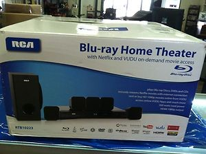 RCA Home Media System RTB-10223