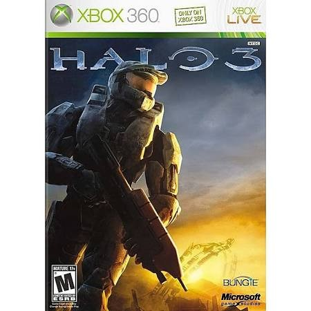 MICROSOFT Game HALO 3 GAME